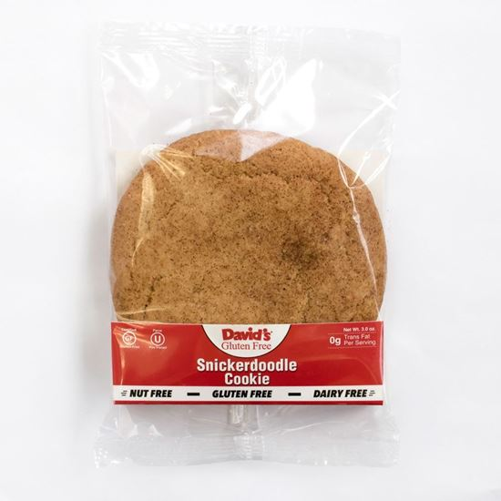 Picture of Gluten Free: David's Snickerdoodle Cookie