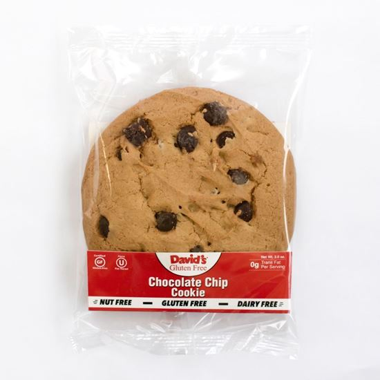 Picture of Gluten Free: David's Chocolate Chip Cookie